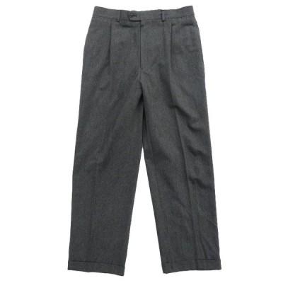 スラックス パンツ グレー サイズ表記:40