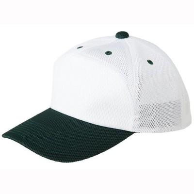 プラクティスキャップ(角U型) ASICS(アシックス) 野球ウェア 帽子 (3123A439)