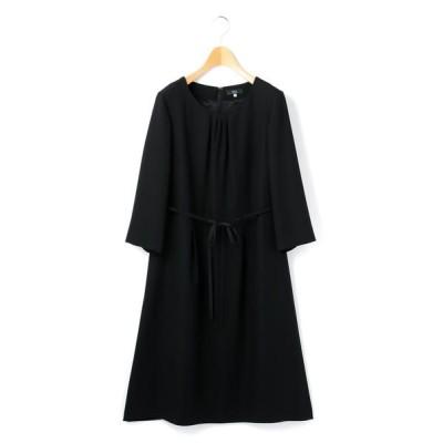 KEITH Lサイズ/キースエルサイズ バックサテンアムンゼン ワンピース ブラック 42