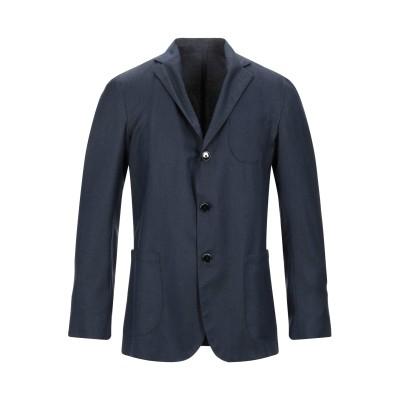 ローダ RODA テーラードジャケット ダークブルー 48 ウール 85% / シルク 15% テーラードジャケット