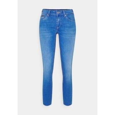 トミーヒルフィガー レディース デニムパンツ ボトムス SOPHIE ANKLE - Jeans Skinny Fit - blue denim blue denim