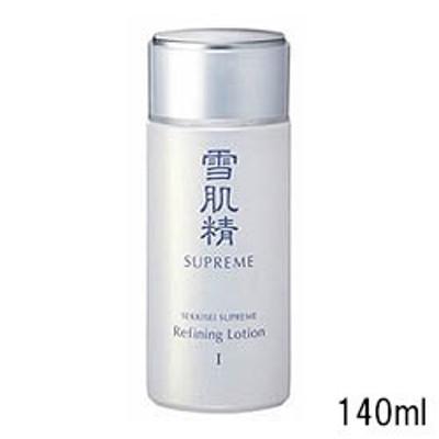 雪肌精 化粧水 コーセー 雪肌精 シュープレム 化粧水1 ミドルサイズ 140ml  取り寄せ商品 - 定形外送料無料 -
