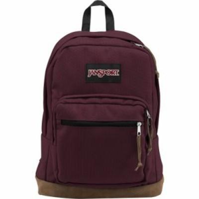 ジャンスポーツ バックパック・リュック Right Pack Backpack Dried Fig