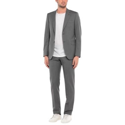 TOMBOLINI スーツ グレー 48 バージンウール 100% スーツ