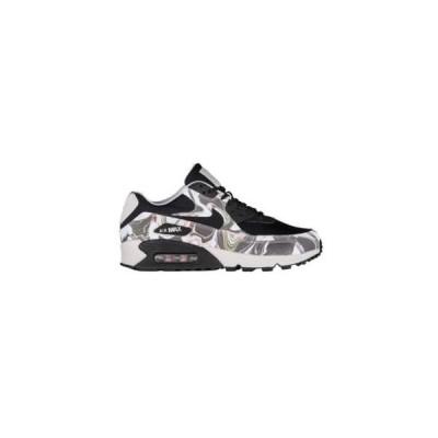 """ナイキ レディース スニーカー Nike Air Max 90 """"Marble Print Pack"""" エアマックス 90 Black/Black/Vast Grey"""