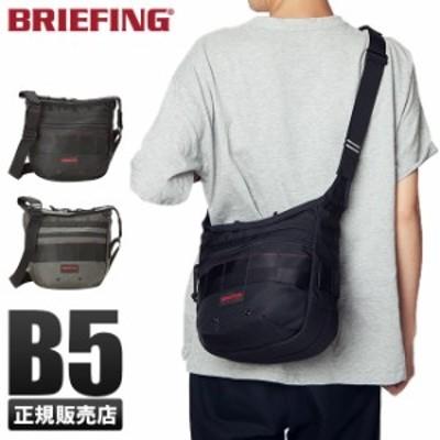 レビューで追加+5%|ブリーフィング ショルダーバッグ メンズ BRIEFING MADE IN USA brf105219