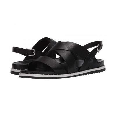 Franco Sarto フランコサルト レディース 女性用 シューズ 靴 サンダル Delrio - Black