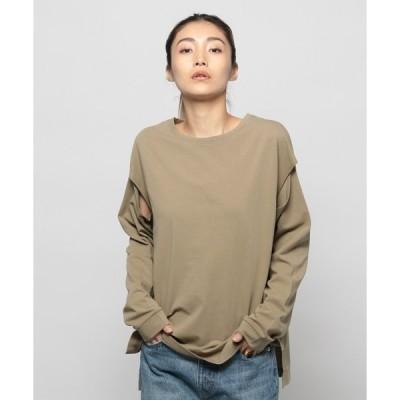 tシャツ Tシャツ OFAKIND / アームカットプルオーバー