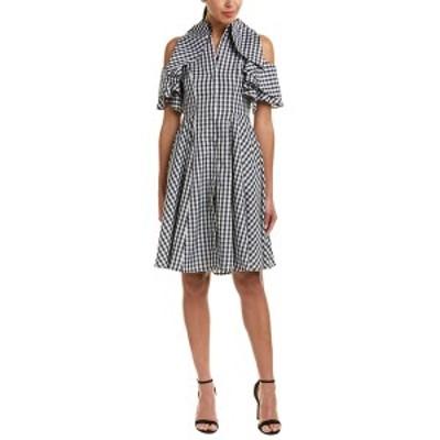 アルトングレイ レディース ワンピース トップス Alton Gray A-Line Dress black and white