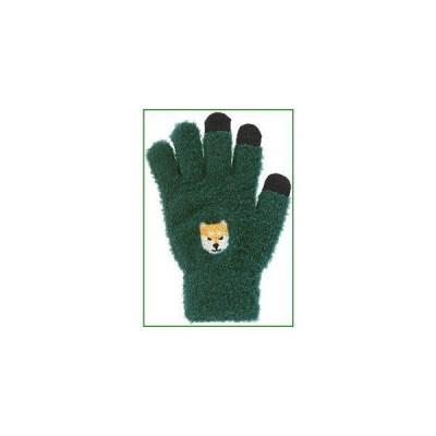 トモコーポレーション スマホ手袋 柴犬 17318631042 (1388276)