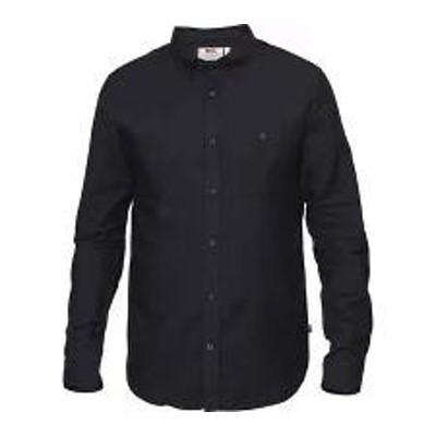 Fjallraven メンズシャツ Fjallraven Ovik Foxford Long Sleeve Shirt Dark Nav
