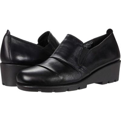 スプリングステップ Spring Step レディース シューズ・靴 Anahita Black