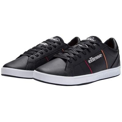 ブルックス LS-80 メンズ スニーカー 靴 シューズ Black/Red/Orange