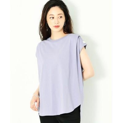 tシャツ Tシャツ C17 ノースリーブタックTシャツ