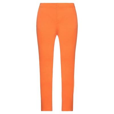 BARBA Napoli パンツ オレンジ 40 バージンウール 99% / ポリウレタン 1% パンツ