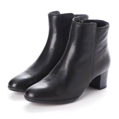 ピサ PISAZ ショートブーツ (ブラック)