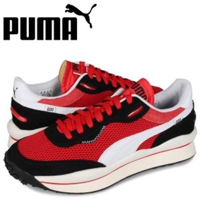 PUMA プーマ スタイル ライダー スニーカー メンズ STYLE RIDER STREAM ON レッド 37152701