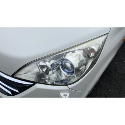 H17年 RG1 ステップワゴン G Lパッケージ 左ヘッドライト HID 点灯OK 中古品 即決 1052730 210220 MA セカンドハウス