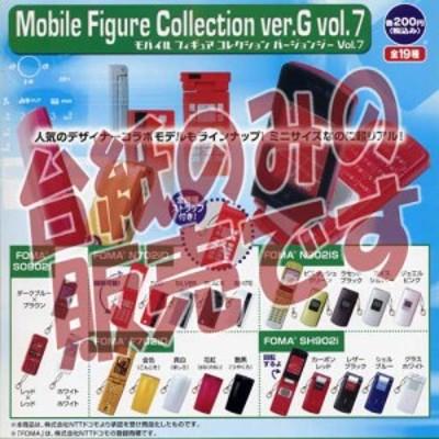 【非売品ディスプレイ台紙】モバイルフィギュアコレクション・Ver.G Vol.7 システムサービスガチャポンガシャポン