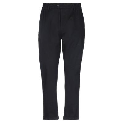 YES LONDON パンツ ブラック 38 コットン 98% / ポリウレタン 2% パンツ