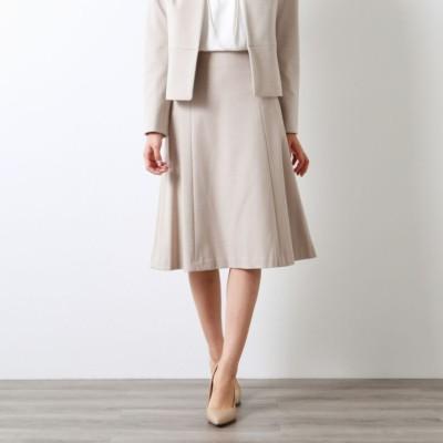 【XSサイズ〜】【LADY SKIRT】メランジポンチ スカート