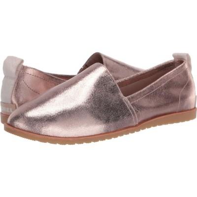 ソレル SOREL レディース スリッポン・フラット シューズ・靴 Ella Slip-On Natural Tan