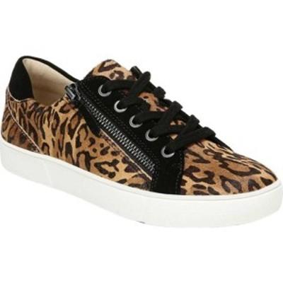 ナチュライザー レディース オックスフォード シューズ Macayla Sneaker Cheetah Suede