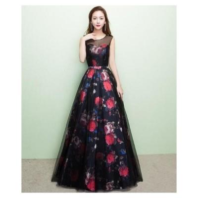 ワンピース イブニングドレス ロングドレス 韓国風 レディース 結婚式 二次会 ウェディングドレス 着痩せ お呼ばれドレス パーティードレス 謝恩会 披露宴