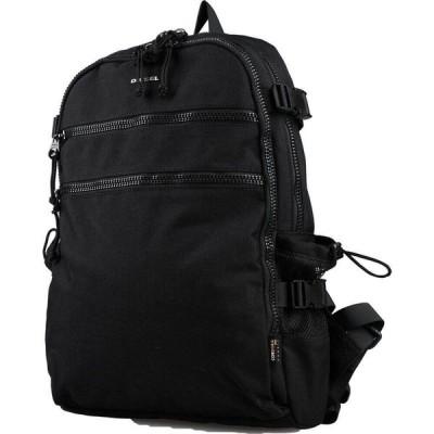 ディーゼル DIESEL メンズ バッグ Backpack & Fanny Pack Black