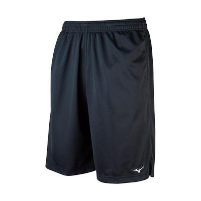 ミズノ(MIZUNO) メンズ レディース バスケットボール プラクティスパンツ ブラック×ホワイト W2MB800390 ウェア プラパン バスパン ハーフパンツ