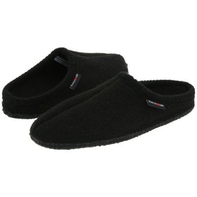 ハフリンガー Haflinger レディース スリッパ シューズ・靴 AS Classic Slipper Black