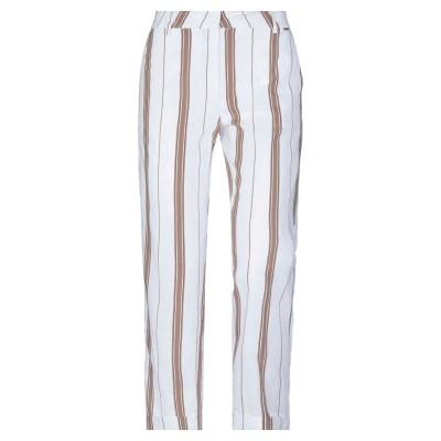 TELERIA ZED パンツ ホワイト 30 レーヨン 88% / ナイロン 12% パンツ