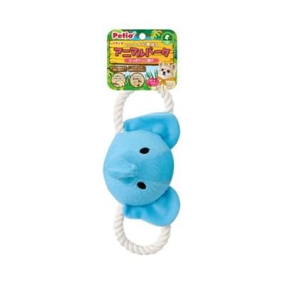 アニマルパーク ロープゾウ/ 犬用品 おもちゃ
