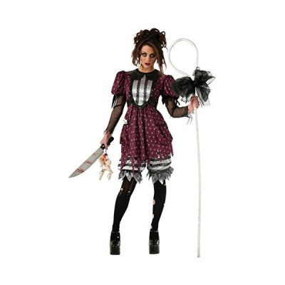 Rubie's Costume Women's Scary Tales Adult Lil Bo Creep Costume, Multi, Standard[並行輸入品]