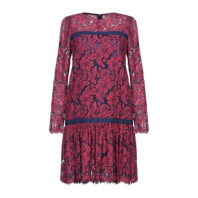 ノリータ NOLITA ミニワンピース&ドレス ガーネット 40 レーヨン 50% / ポリエステル 50% ミニワンピース&ドレス