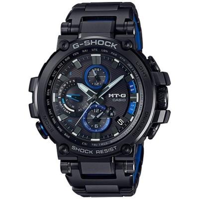 カシオ CASIO 腕時計 MTG-B1000BD-1AJF G-SHOCK Gショック Bluetooth 電波時計 クロノグラフ タフソーラー メンズ