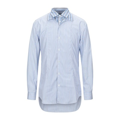 COMME des GARÇONS SHIRT シャツ スカイブルー L コットン 100% シャツ
