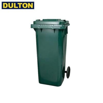 DULTON プラスチック トラッシュカン 120リットル グリーン PLASTIC TRASH CAN 120L GREEN(CODE:PT120GN) ダルトン インダストリアル DIY 男前 インテリア
