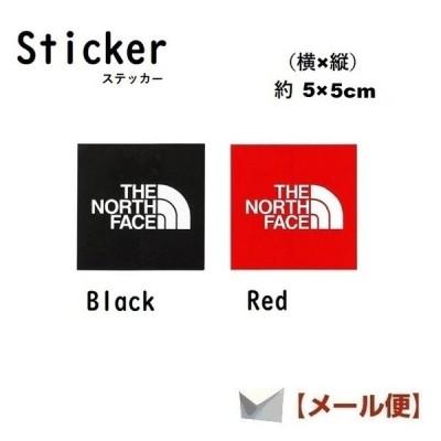 TNF Square Logo Sticker Mini NN32015 ノースフェイス ステッカー 日本製