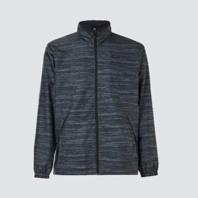オークリー OAKLEY Enhance Wind Warm Jacket 10.7 ウインドブレーカージャケット FOA401601-29A(Dark Gray Hthr)