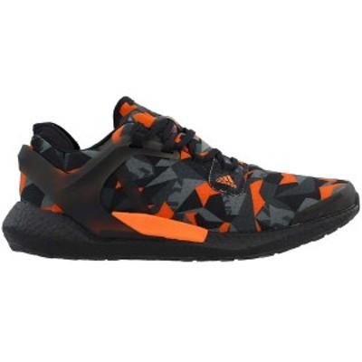アディダス メンズ スニーカー シューズ Alphatorsion Boost Running Shoes core black / signal orange