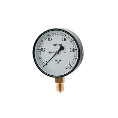 カクダイ:汎用圧力計(Aタイプ) 型式:649-871-05G