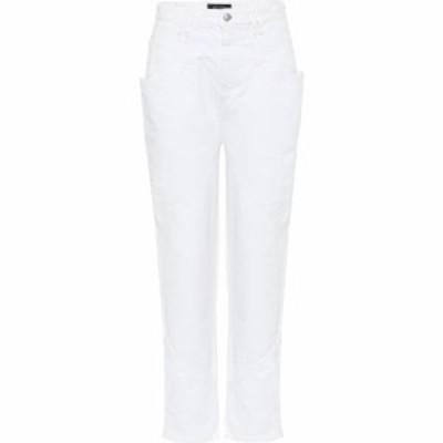 イザベル マラン Isabel Marant レディース ジーンズ・デニム ボトムス・パンツ nadeloisa high-rise slim jeans White