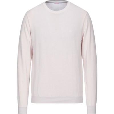 サン シックスティーエイト SUN 68 メンズ ニット・セーター トップス sweater Light pink