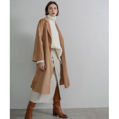 chuclla / 【chuclla】【2020/AW】Basic wool chesterfield coat sb-2 cb-1 chw1334 WOMEN ジャケット/アウター > チェスターコート