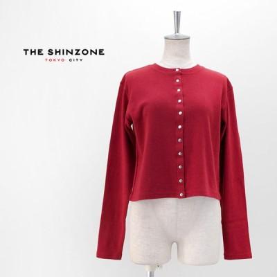 THE SHINZONE シンゾーン レディース コンパクトカーディガン(20AMSCU17)(2020FW)
