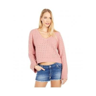 Roxy ロキシー レディース 女性用 ファッション セーター Do You Good Sweater - Ash Rose