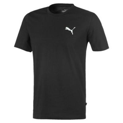 【セール】 プーマ メンズスポーツウェア 半袖機能Tシャツ 3D PUMAグラフィック Tシャツ 58191301 メンズ プーマ ブラック
