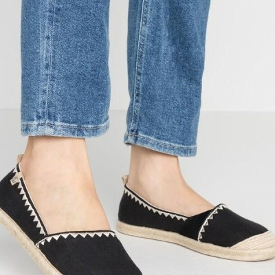 ロキシー レディース 靴 シューズ Espadrilles - black