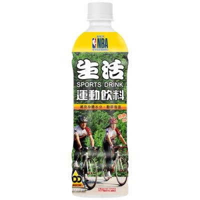 生活 運動飲料(600mlx24入)